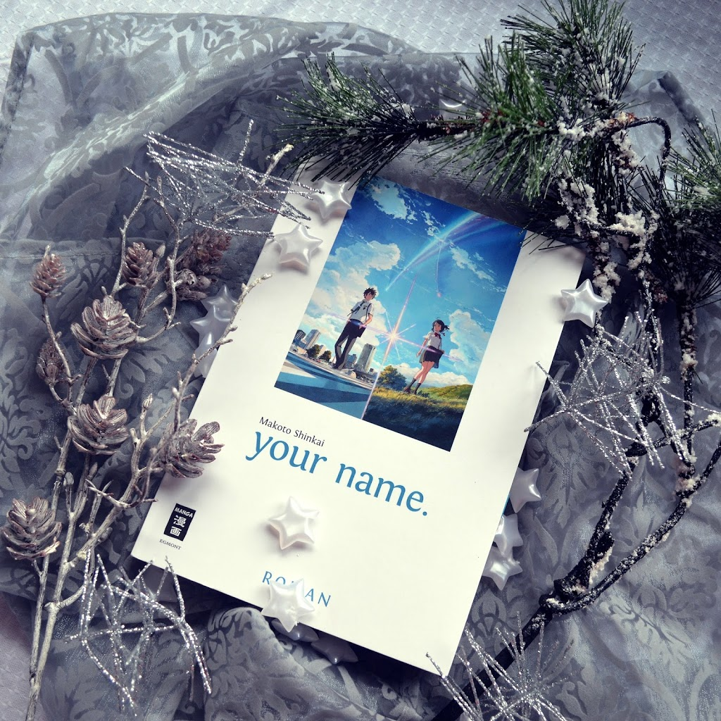 Rezension: your name. von Makoto Shinkai