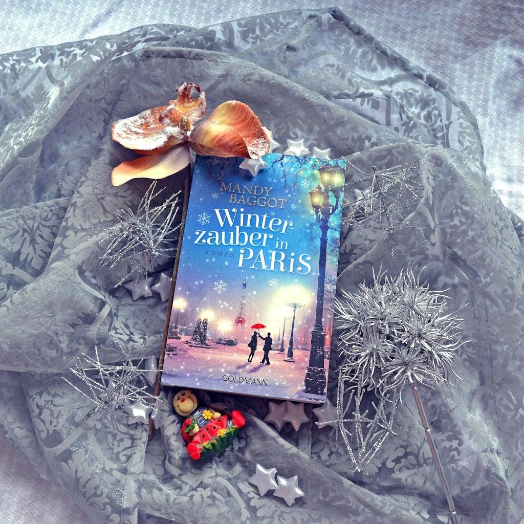 Rezension: Winterzauber in Paris von Mandy Baggot